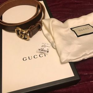 Authentic ! Like new Gucci belt !!!